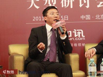 首创期货副总经理姚俊明