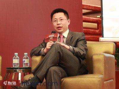 中金公司销售交易部执行总经理马强
