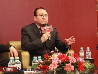 中期研究院常务副院长王红英