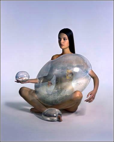 咪咪人体艺术爱人体_奇妙的几何人体艺术[组图]