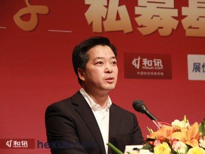 深圳合赢投资管理公司总经理 曾昭雄