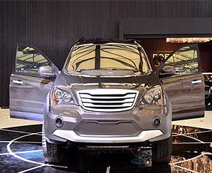 荣威W5将于5月上市 预售17万元起