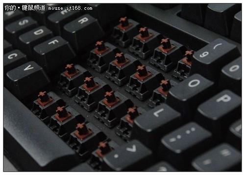 网际快车g200茶轴机械键盘到货广州