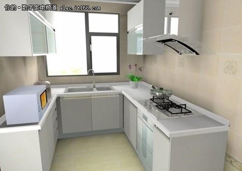 要實用更要藝術 51款多風格廚房裝修圖