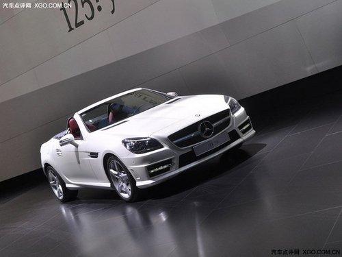 新款奔驰slk200报价 2012款奔驰slk200最新报价 高清图片