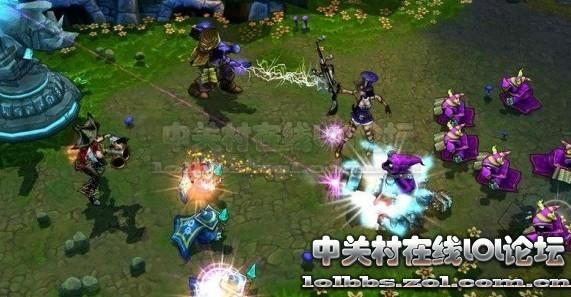 英雄联盟 网络电竞游戏的电脑配置评测