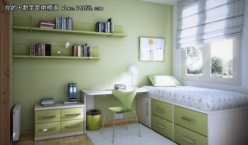 尚 二三十平小居室装修效果图赏