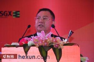中国期货业协会副会长李强