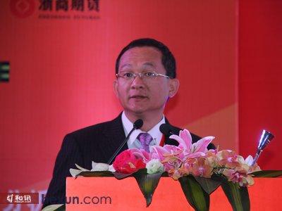 期货发展基金会总经理陈惟龙-陈惟龙 专业人才培养是金融市场发展
