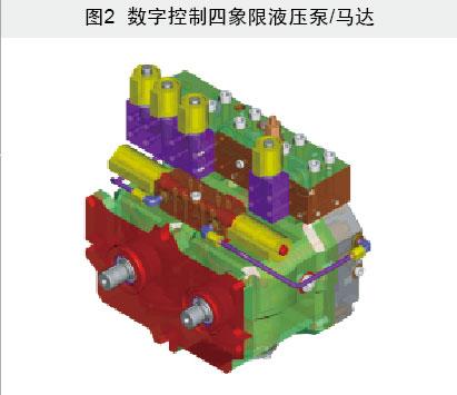 新闻 正文    本结构中的关键部件是要能在四象限运转的变量液压泵