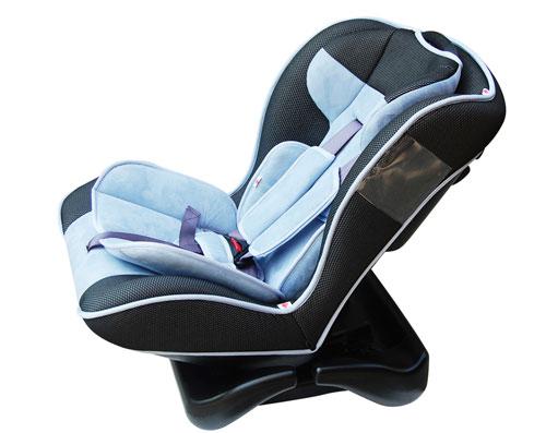 设计底座,更加降低撞击力危害,保护孩子安全    宁波源元儿童安全座椅