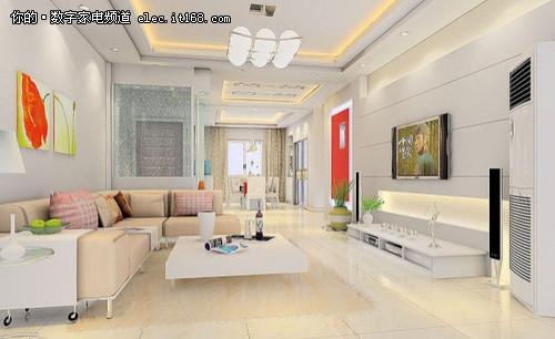 客厅的装修风格有很多,有人喜欢田园式的自然风格,有人喜欢具有金属感
