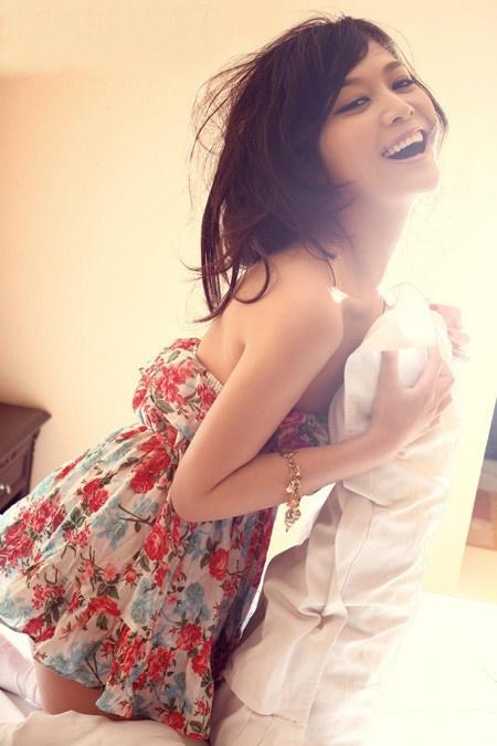 世界上笑容最美的女孩们