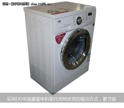 lg wd-n10230d洗衣机侧面