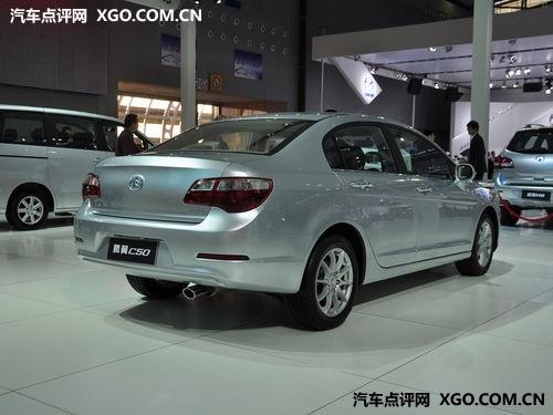 在刚刚闭幕的上海国际车展 上,长城汽车展出了20款车,基本涵盖了腾翼