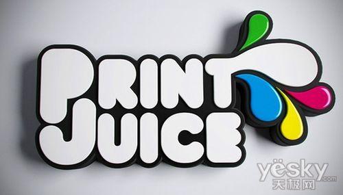 设计欣赏:创意3d艺术字体设计作品