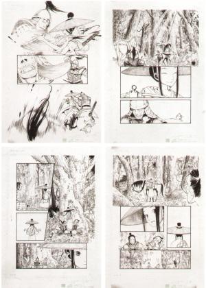 杭州动画片产量全国第一 本届动漫节成交额达