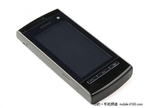 诺基亚5250屏幕大小_超值S60智能触控机 诺基亚5250仅售799-科技频道-和讯网