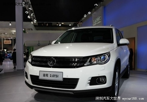 2011高品质之选 近期上市多款热门SUV导购图片