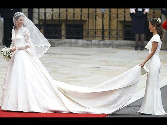 英国新王妃婚礼时尚细节回顾