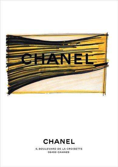 Chanel 在戛纳开设限时精品店