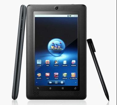 7寸便携手写平板 优派VB730商务款上市