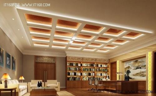 轻装修重装饰 51款天花板装修效果图赏-科技频道-和讯