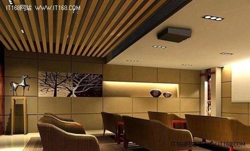 轻装修重装饰 51款天花板装修效果图赏