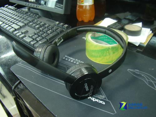 ...的视频唇语和语音保持同步.雷柏h8000还加入了节能的设计即