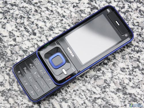 塞班智能滑盖机 诺基亚N81售价880元