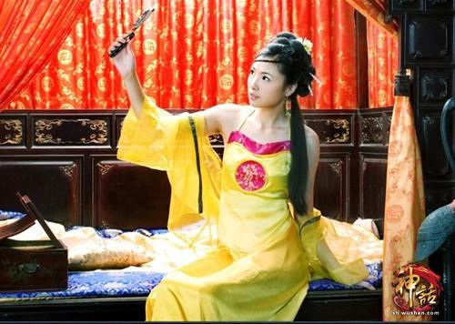 中国风PK西洋范《神话》美女玩家-科技频道-和