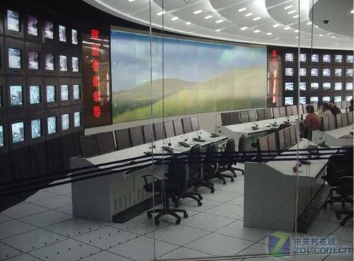 北京市海淀区平安城市监控中心