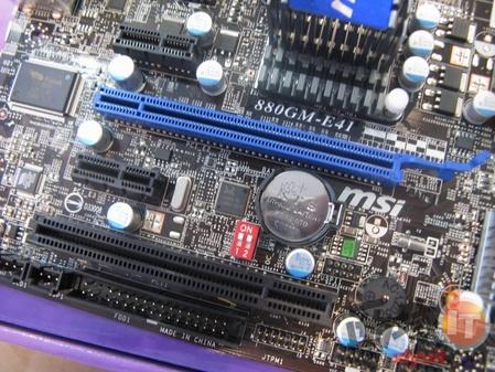 超人气主板 微星880gm-e41 仅售599元