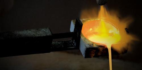 第七阶段:铸造