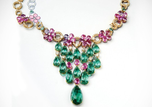 揭秘 珠宝首饰是这样炼成的!