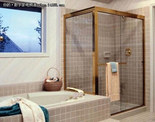 小面积浴室装修效果图赏16