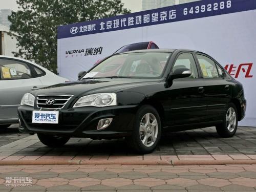 北京现代伊兰特市场保值率-三厢紧凑级 十万元左右带天窗车型优惠