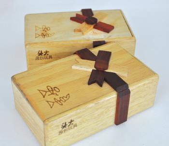 红酒木头盒子图片大全