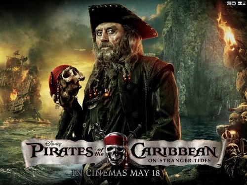 加勒比惊涛怪浪_《加勒比海盗4:惊涛怪浪》高清壁纸-科技频道-和讯网