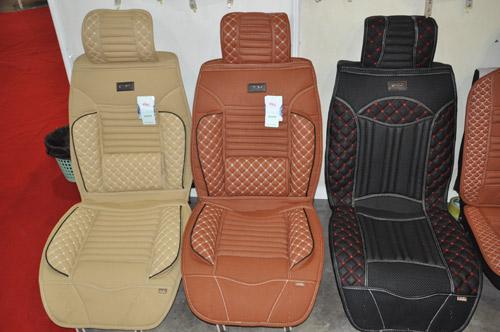 汽车用品厂携产品出席第六届中国义乌汽车用品零配件展览会高清图片