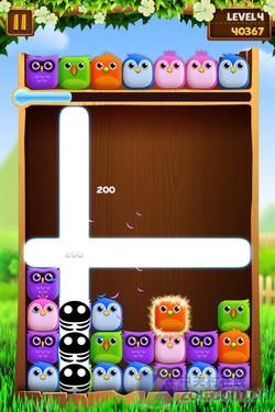 新型消除类游戏 可爱小鸟高清版抢先试玩