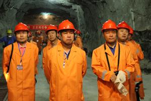 付建华率队在云南开展安全生产专题调研