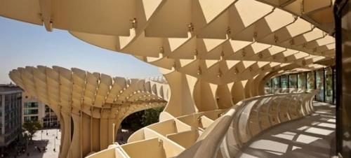 世界上最大的露天木制建筑