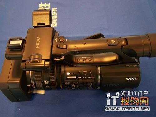 专业摄像机 索尼HVR-Z5C唐山27800元!