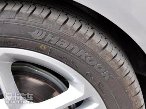 主流轮胎,韩泰轮胎对于一汽大众产品的配套量很大