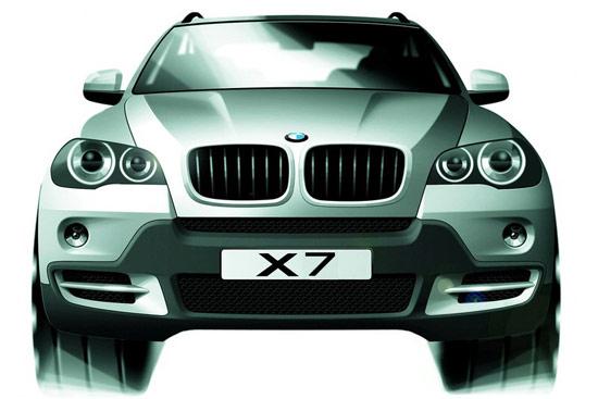 宝马x7:X系巨无霸_Bayerische的个人博文_中奢