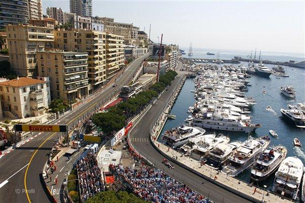 排位赛至关重要 F1摩纳哥站超车难度大