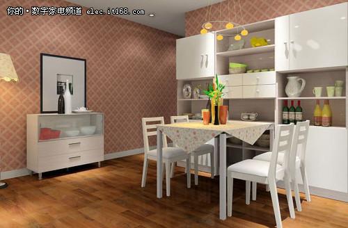 现代家庭餐厅装修效果图赏9