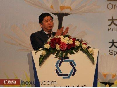 上海期货交易所总经理杨迈军