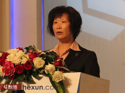 上海期货交易所理事长王立华